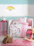 Set de pat pentru copii Cotton Box, 129CTN3020, bumbac ranforce 100 procente, 120 x 150 cm