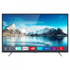 Tv 4k ultrahd smart 43 inch 109cm serie a k&m, 108 cm