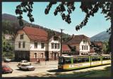 GERMANIA - ALBTALBAHN-GASTSTATTE - BAD HERRENALB - CP CIRCULATA #colectosfera