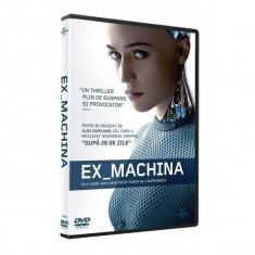 Ex Machina / Ex Machina DVD
