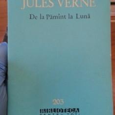 De la Pamant la Luna – Jules Verne