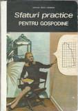 Sfaturi practice pentru gospodine - Natalia Tautu Stanescu / editie cartonata