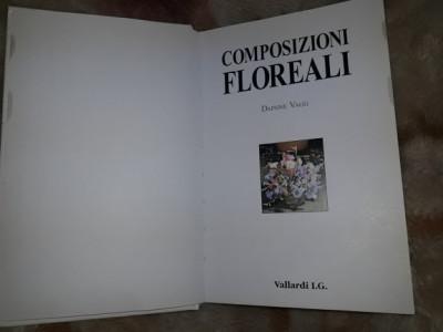 carte VECHE 1997-ARANJAMENTE FLORALE-COMPOSIZIONI FLOREALI-VALLARDI.I.G,T.GRATUI foto