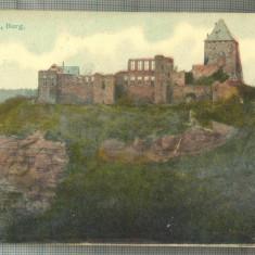 AD 316 C. P. VECHE -NIDEGGEN, BURG-GERMANIA - 1908