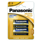 BATERIE ALCALINA PANASONIC BRONZE LR14 2B/BL EuroGoods Quality