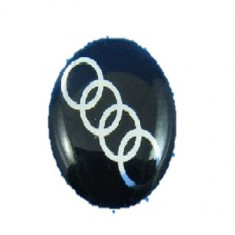 Emblema cheie Audi sigla logo