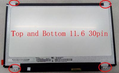 Display laptop 11.6 LED HD 1366x768 slim 30 pin N116BGE-EB2 Rev.C6 foto
