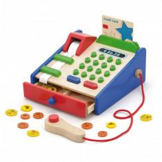 Casa de marcat Viga Toys de lemn