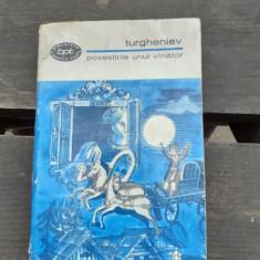 POVESTIRILE UNUI VANATOR - TURGHENIEV