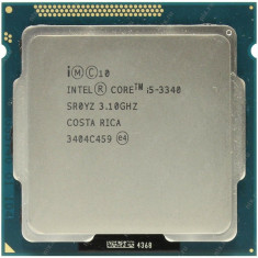 Procesor i5-3340 6M Cache 3.10 GHz 4 Cores LGA1155 HD Graphics 2500