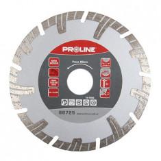 Disc diamantat turbo segmentat 125mm
