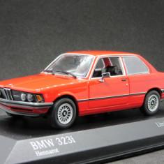 Macheta BMW 323i E21 Minichamps 1:43