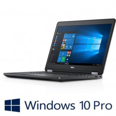 Laptop Refurbished Dell Latitude E5470, Quad Core i5-6440HQ, Full HD, Win 10 Pro