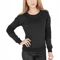 Bluza dama cu plasa la maneci Urban Classics XL EU