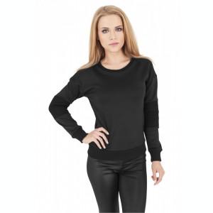 Bluza dama cu plasa la maneci Urban Classics M EU