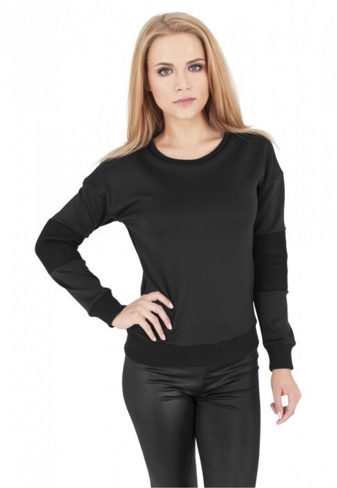 Bluza dama cu plasa la maneci Urban Classics S EU