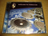 Snap - Welcome To Tomorrow CD original 1994 Germany Comanda minima 100 lei