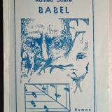Babel - Romeo Soare - cu autograf !