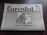 Ziarul Curentul , director Pamfil Seicaru , 20 aprilie nr.1872/1933