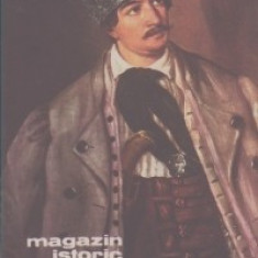 Magazin Istoric, Septembrie 1972
