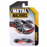 Masinuta Metal Machines Scorpio, 1:64, Gri