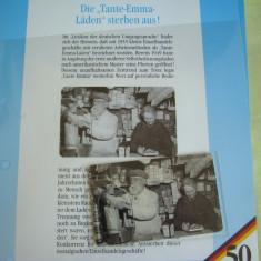 """3 Cartele Telefonice """"50 Jahre Deutschland"""" - Exponate NOI / 23"""