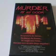 Murder at my door - dvd, Altele