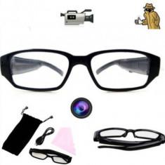 Camera spion ochelari de vedere HD