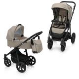 Carucior 2 in 1 Baby Design Lupo Comfort 09 Beige