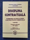 DISCIPLINA CONTRACTUALA - Tigaeru