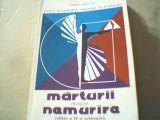Elena Iliescu - MARTURII DESPRE NEMURIRE /1994, editia a II-a adaugita, 224 pag., Alta editura