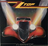 Vinil  ZZ Top – Eliminator     (VG+)