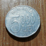 5000 lei 2004 mai rară
