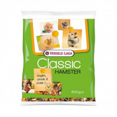 Hrana hamsteri Classic Hamster, Versele Laga, set 5 buc, 500g