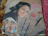 Electrorecord, disc Mia Dan, VINIL