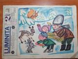 Revista pt copii - luminita - februarie 1967