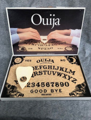 Tabla quija spirit board+cadou un set de rune viking foto