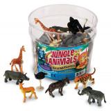 Set pentru sortat Animalute din jungla Learning Resources, 3 - 7 ani