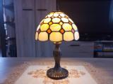 Lampa retro clasic tiffany