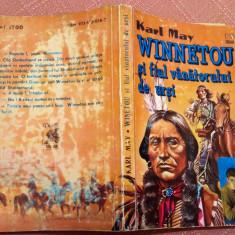 Winnetou si fiul vanatorului de ursi. Editura Ulise, 1994 - Karl May