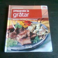 PREPARATE LA GRATAR