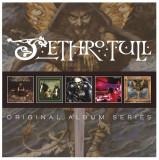 Jethro Tull Original Album Series Boxset (5cd)