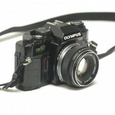 Olympus OM-40 Program + Zuiko 50mm f1.8