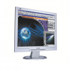 Monitor second hand LCD Philips 170S7FS