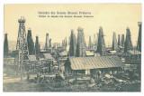 4695 - MORENI, Prahova, Oil Wells, Romania - old postcard - unused