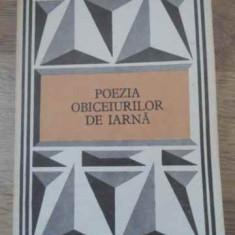 POEZIA OBICEIURILOR DE IARNA - STANCU ILIN