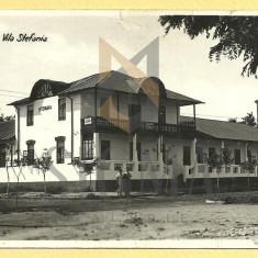 CARTE POSTALA, TECHIRGHIOL, VILA STEFANIA