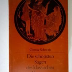 Gustav Schwab - Die schonsten Sagen des klassischen Altertums