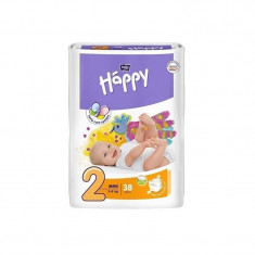 Scutece Happy Mini 3 - 6 Kg