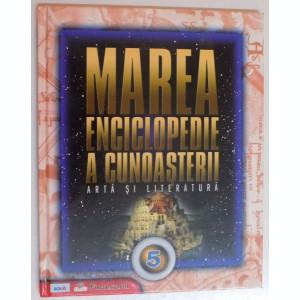 MAREA ENCICLOPEDIE A CUNOASTERII, ARTA SI LITERATURA